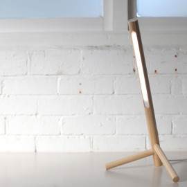 Riley Sanders – Dowel Lamp